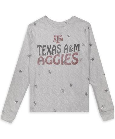 Texas A&M Aggies Women's Accolade Star Long Sleeve