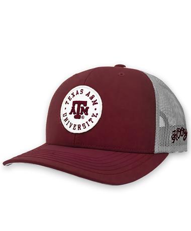 Texas A&M Hooey Circle Patch Cap