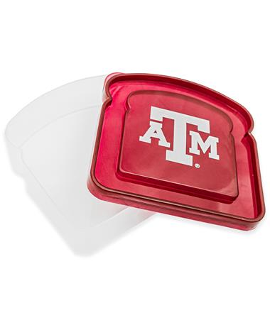 Texas A&M Sandwich Container