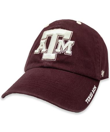 Texas A&M '47 Brand Ice Clean Up Hat