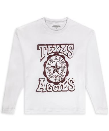 Texas A&M Aggies French Terry Crewneck