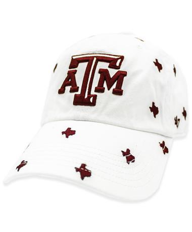 Texas A&M '47 Brand Confetti Clean Up Hat