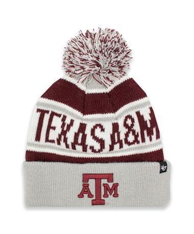 Texas A&M '47 Brand Hangtime Youth Beanie