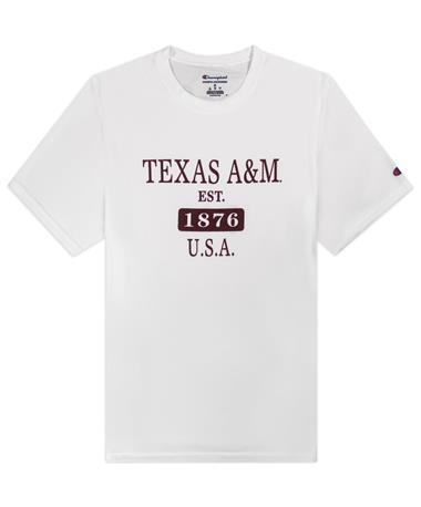 Texas A&M Champion Est. 1876 USA T-Shirt