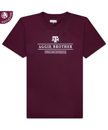 Texas A&M Aggie Brother T-Shirt