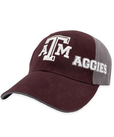 Texas A&M Side Aggies Hat