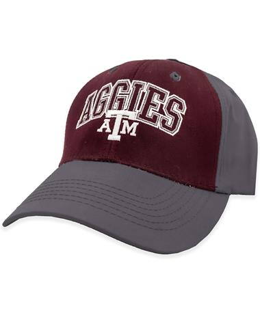 Texas A&M Aggies ATM Two Tone Hat