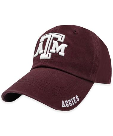 Texas A&M Aggies Maroon Bill Hat