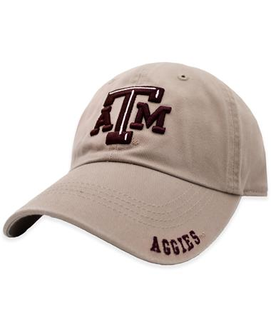 Texas A&M Aggies Tan Bill Hat