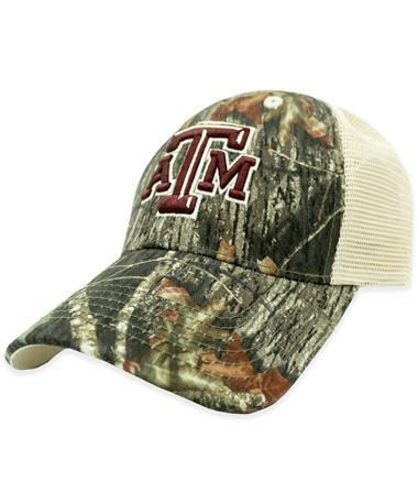 Mesh Tan Camo Hat