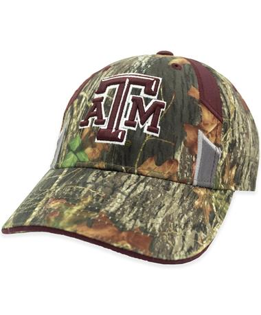 Texas A&M Striped Camo Hat