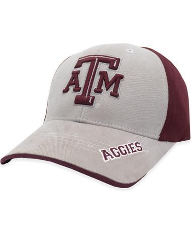 Texas A&M Two Tone Aggies Bill Cap