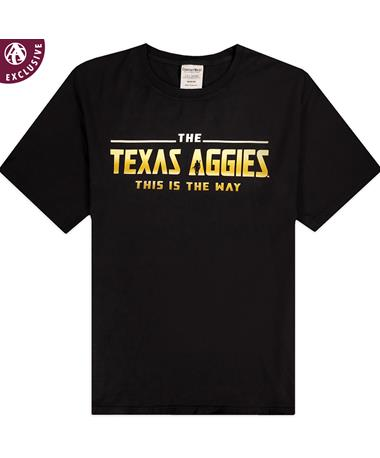 Texas A&M Texas Aggies The Way T-Shirt