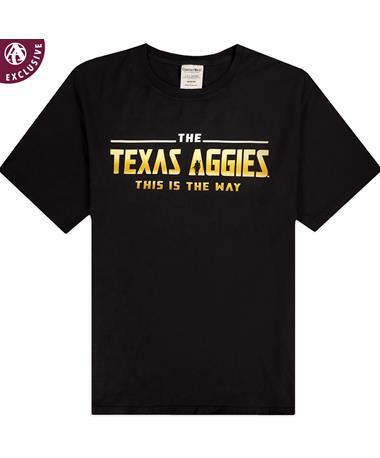 Texas A&M Texas Aggies The Way T-Shirt