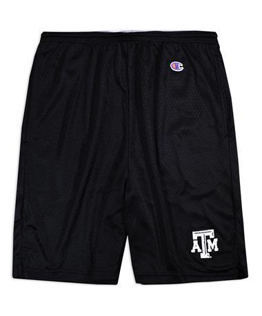 Texas A&M Champion Men's Mesh Athletic Shorts