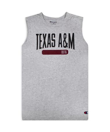 Texas A&M Champions Field Day Muscle Tee