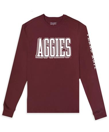 Texas A&M Champion Youth Jersey Tee