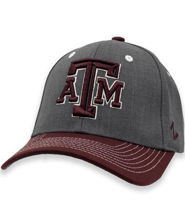 Texas A&M Zephyr Cedar Two-Tone Cap