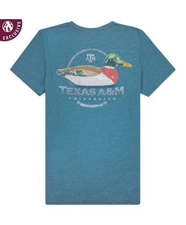 Texas A&M Vintage Traditions Duck T-Shirt