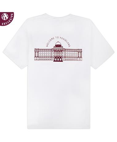 Texas A&M Welcome to Aggieland T-Shirt