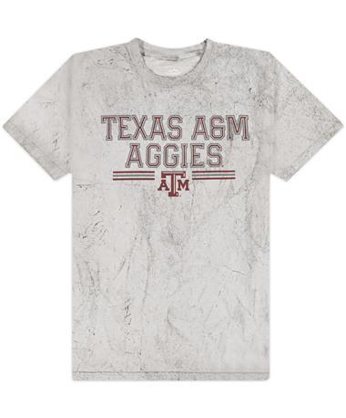 Texas A&M Aggies Block Lettering Blast T-Shirt