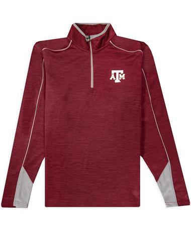 Texas A&M Colosseum Aldrin 1/4 Zip Jacket