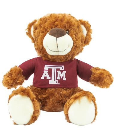 Texas A&M Bella T-Shirt Teddy Bear