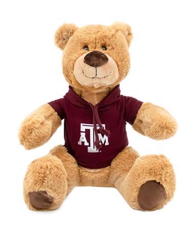 Texas A&M Bruno Hoodie Teddy Bear
