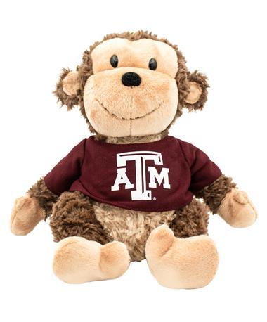 Texas A&M Cuddle Buddy Monkey