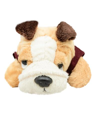 Texas A&M Bulldog Chublet Plush Toy