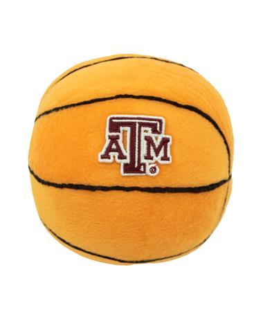Texas A&M Plush Patch Basketball