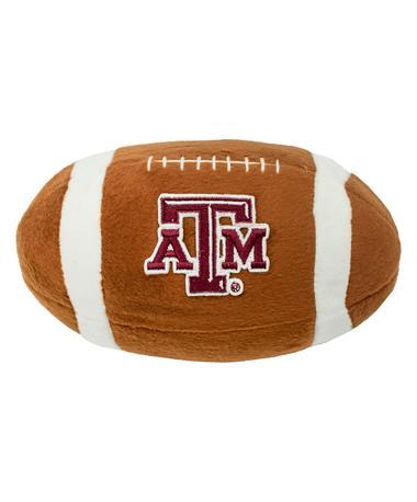 Texas A&M Plush Patch Football