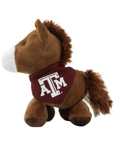 Texas A&M Aggie Short Stack Horse Plush