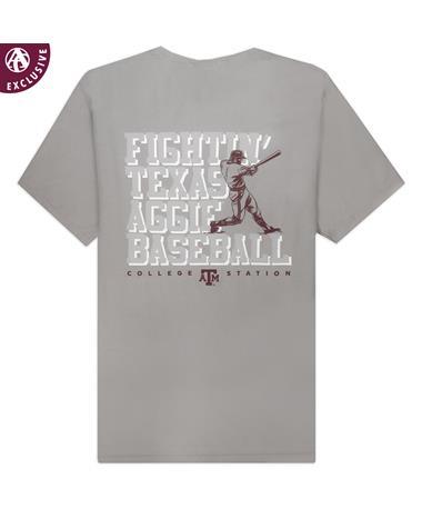 Texas A&M Fightin' Texas Aggie Baseball T-Shirt
