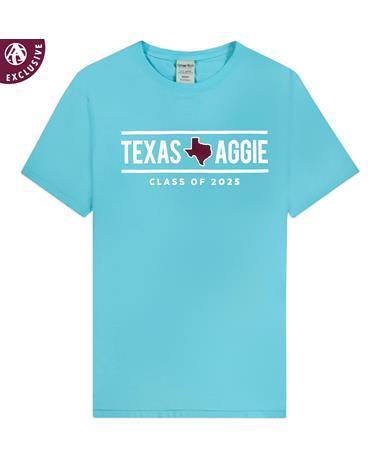 Texas A&M Aggie Class of 2025 T-Shirt