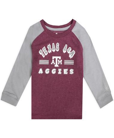 Texas A&M Colosseum Toddler Long Sleeve T-Shirt