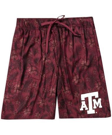 Texas A&M Chiliwear Kavai Swim Shorts