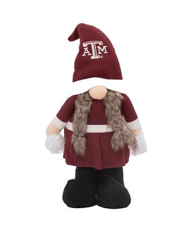 Texas A&M Cheerleader Gnome