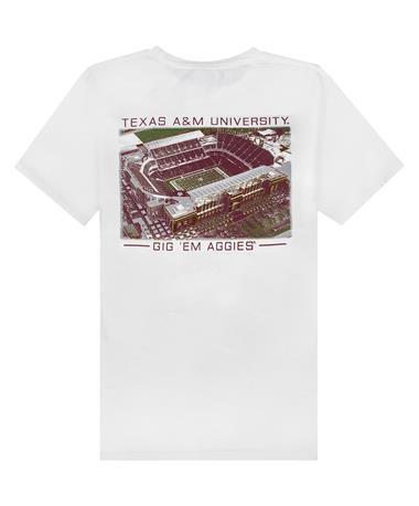 Texas A&M Kyle Field Soft T-Shirt