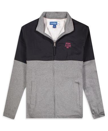 Texas A&M Big Cotton Charcoal Jacket