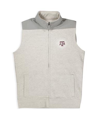 Texas A&M Big Cotton Vest