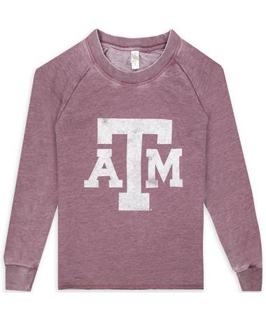 Texas A&M Lazy Day Pullover