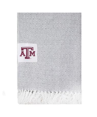 Texas A&M Farmhouse Blanket