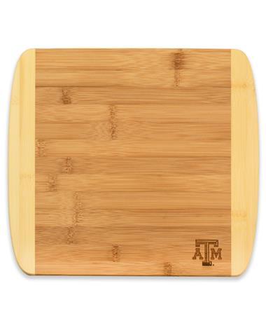 Texas A&M 11inch 2-tone Cutting/Serving Board