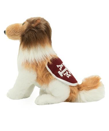 Texas A&M Mascot Reveille Plush Toy