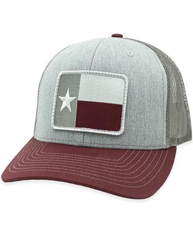 Richardson Texas Flag Mesh Back Trucker Cap