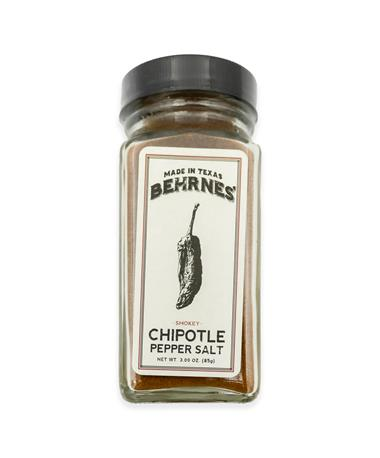 Behrnes' Chipotle Pepper Salt