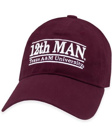 12th Man Bar Cap