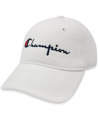 White Champion Cap
