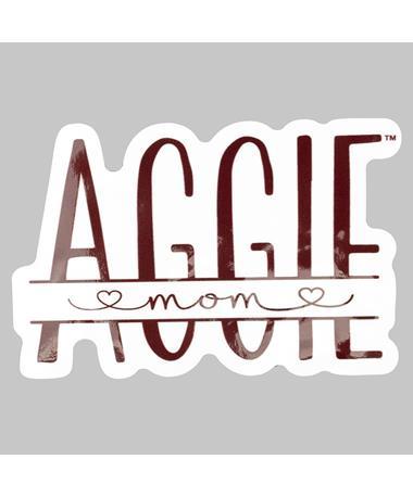 Aggie Hearts Mom Dizzler
